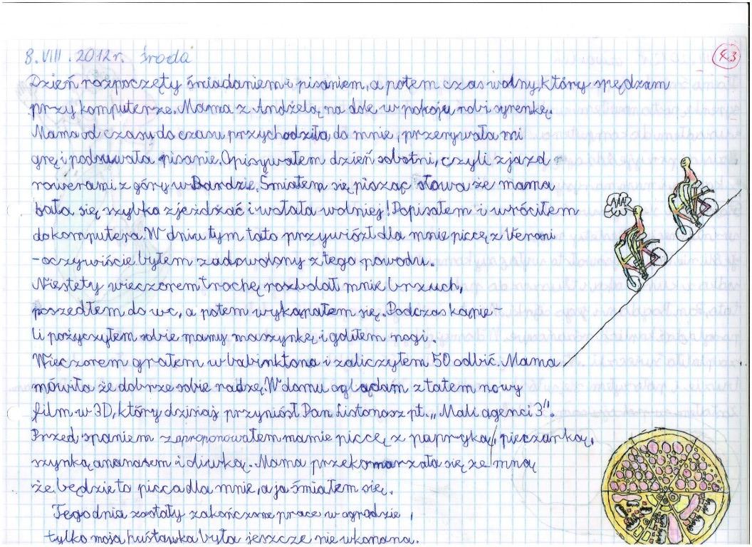 (43) 8 sierpień 2012 r.