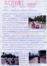 18) Jagodna-Góry Bystrzyckie - 15 czerwiec