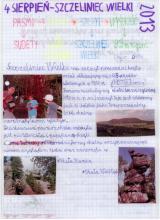 40) KGP I-Szczeliniec Wielki-Góry Stołowe - 4 sierpień