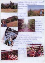 52) KGP III-Mogielica-Beskid Wyspowy - 8 sierpień