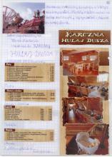 """55) Rabka Zdrój - Rabkoland-Knajpa """"Hulaj Dusza"""" - 6-9 sierpień"""