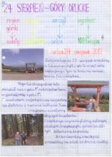 90) KGP VIII-Orlica-Góry Orlickie - 24 sierpień