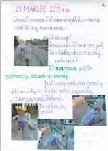 3) Topienie Marzanny - 21 marzec