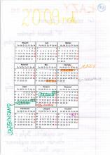 4) Kalendarz