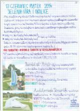 107) Park miniatur budowli świata w Mysłakowicach- 13 czerwiec