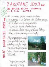 18) Zakopane-Kasprowy Wierch - 26 czerwiec-4 lipiec