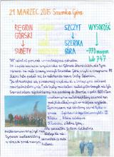 10) DPG V/XXXIII - Szeroka Góra - Góry Bardzkie - 21 marzec