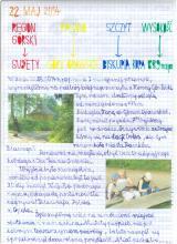 59) KGP XX - Biskupia Kopa - Góry Opawskie - 22 maj