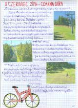 81) Czarna Góra - Masyw Śnieżnika - 8 czerwiec