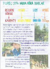 149) KGP XXV - Babia Góra (Diablak) - Beskid Żywiecki - 07 lipiec
