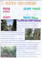 94) KGP IX-Waligóra-Góry Kamienne - 25 sierpień