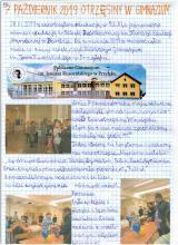 142) Otrzęsiny w Gimnazjum - 7 październik