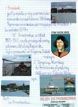 54) Krynica Morska-Frombork - 24 czerwiec-8 lipiec