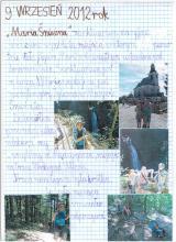 """59) Międzygórze-""""Maria Śnieżna"""" - 9 wrzesień"""