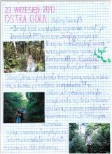 62) Ostra Góra-Góry Bardzkie - 23 wrzesień