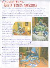 168) Przygotowanie do Świąt oraz Święta Bożego Narodzenia - 24-26 grudzień