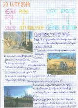 20) KGP XVI - Chełmiec - Góry Wałbrzyskie - 23 luty