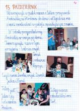 97) powitanie Andżeli - 15 październik