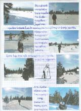 8) DPG IV/XXXII - Postawna - Góry Bialskie - 08 marzec