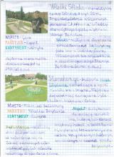 115) Park miniatur budowli świata w Mysłakowicach- 13 czerwiec